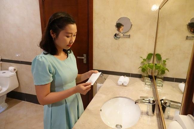 các loại vật dụng khách sạn thân thiện với môi trường
