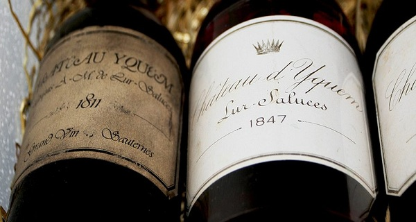 10 chai rượu vang đắt nhất thế giới hiện nay?