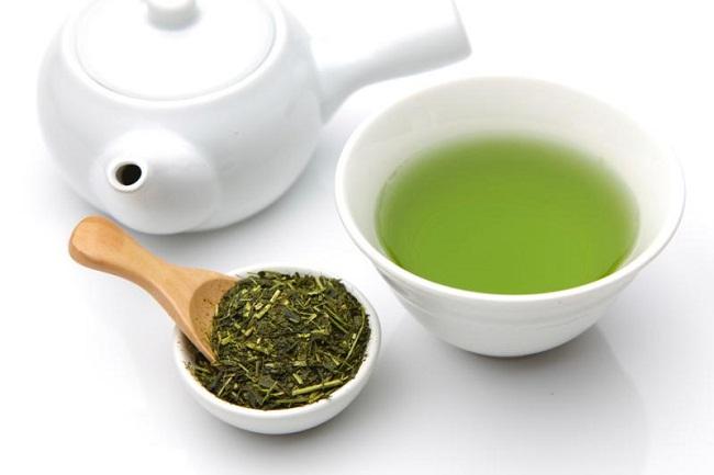 các loại trà truyền thống của Nhật